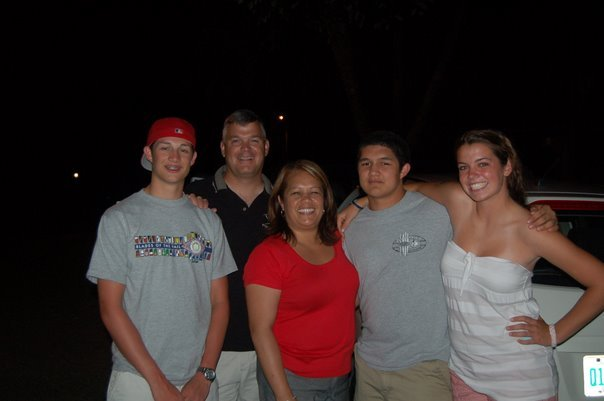 Part of the Kraft-Patten Crew circa 2009
