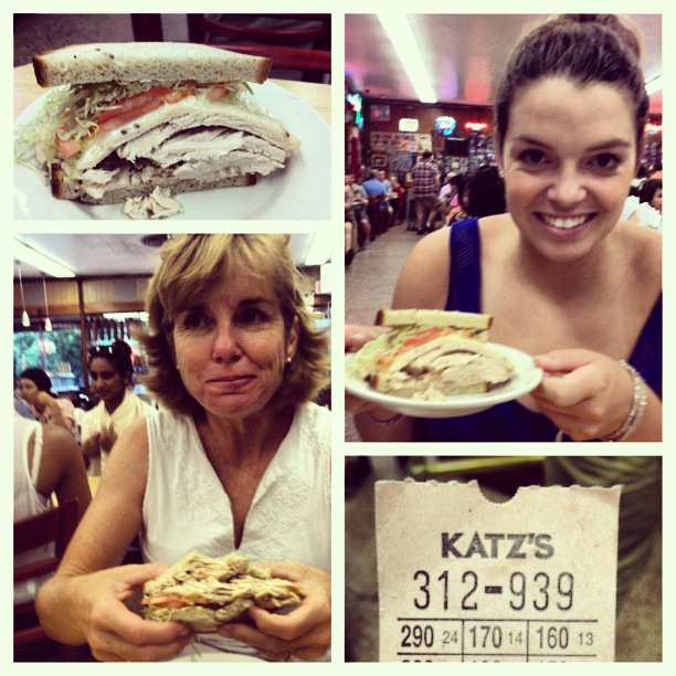 Katz Deli - SO YUMMY
