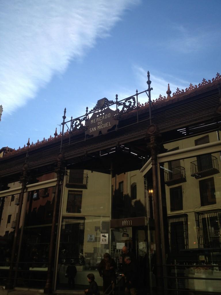 Mercado San Míguel