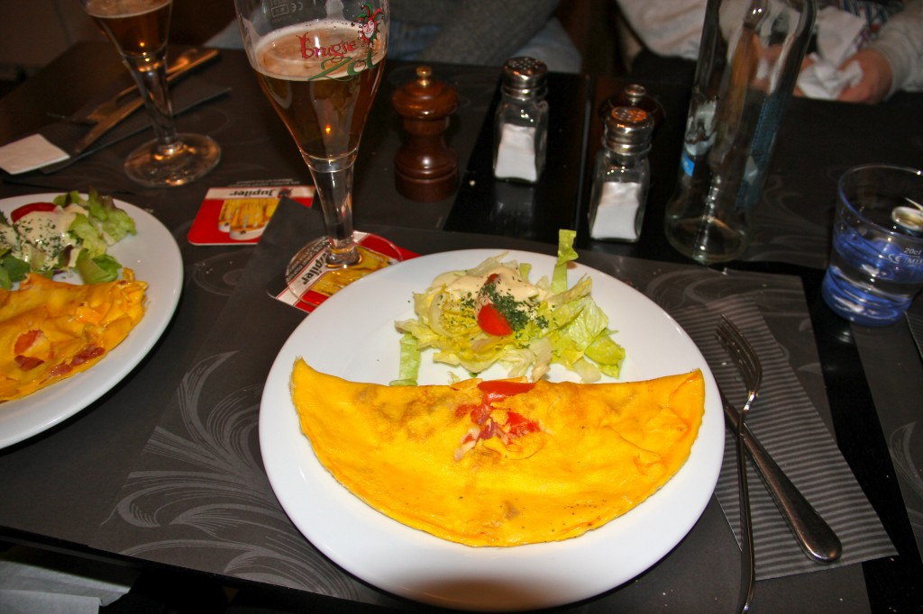 A Brugge-ian Country Omlette