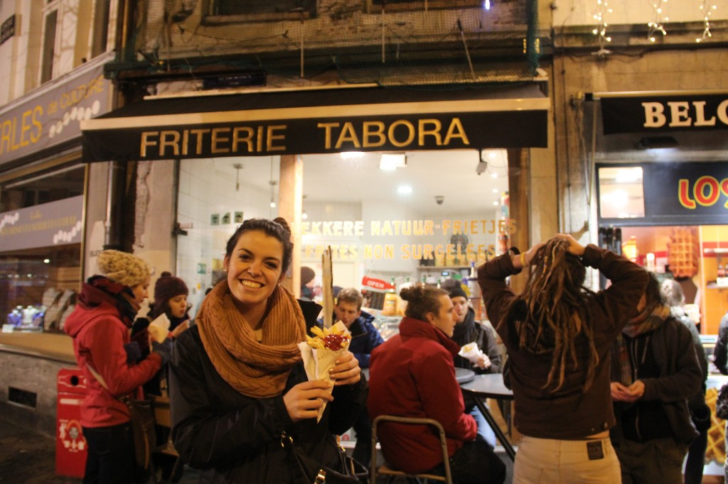 Our Favorite Friterie
