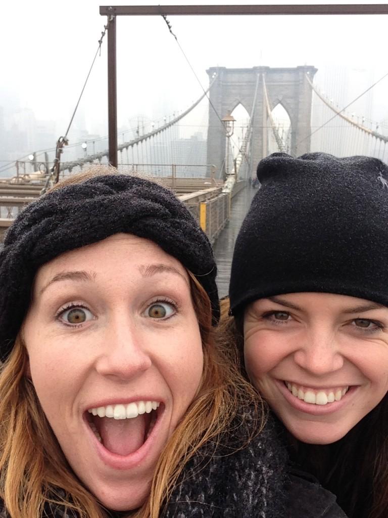 Brooklyn Bridge Exploring