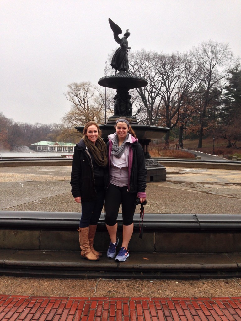 Central Park Round Two